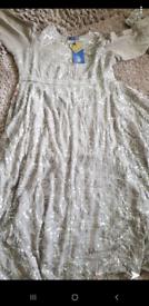 Beautiful Pakistani Gown /Party Dress