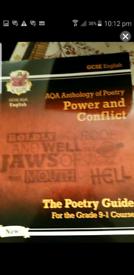 Revision guides GCSE's for sale