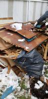 Démolition / Ramassage de débris / Transport & +