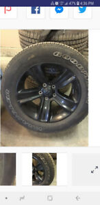 Looking for one dodge ram sport factory black rim
