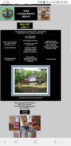 Cottage Rental Big Gull Lake