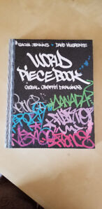 World Piece Book: Global Graffiti Drawings (Hard Cover)