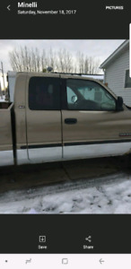 2001 dodge ram parts or sell as whole