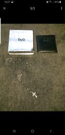 D&G rosary beads