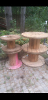 Large Electrical spools wanted