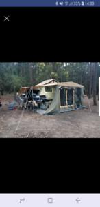 2015 MDC Jackson Rear Fold Camper Trailer