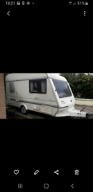1999 ABI Touring Caravan