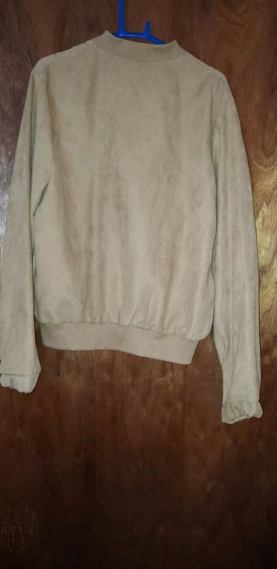 8e8d4e74d Bomber jacket from Primark | in Southside, Glasgow | Gumtree