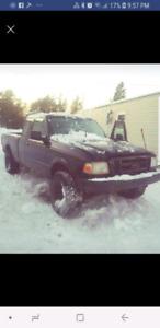 2006 ranger  mud truck