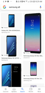 Samsung a8 looking to trade for an iphone