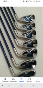 Golf club professional complete set Callaway X22 Graphite