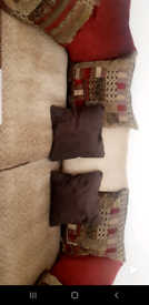 3seater & 2seater dfs sofa