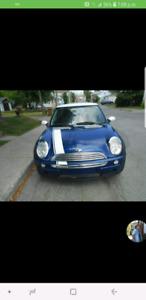Mini cooper 2003 150  000 km