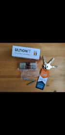 Brisant WXM Ultion Lock Cylinder