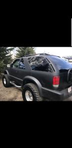 2005 Blazer ZR2