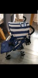 My babiie stroller excellent condition