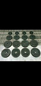 SALE!!! Used Weight Plates 1.25kg, 2kg, 5kg, 10kg, 20kg NOT OLYMPIC
