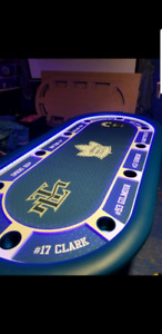 Best built and cheapest locally built poker tables