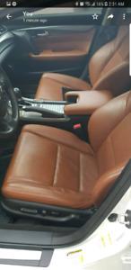2014 Acura TL Elite SH-AWD White on Brown