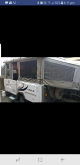 Jayco Eagle Camper Buxton Wollondilly Area Preview