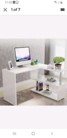 Beautiful office desk