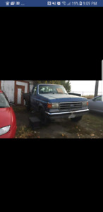 1990 ford f250 XLT lariat - Single cab