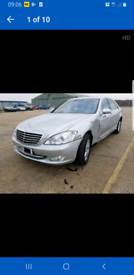 Mercedes s500 breaking for parts