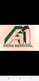 A1 Moss Removal