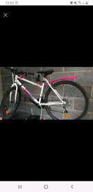 Ladies bike from Decathlon LIKE NEW, used twice