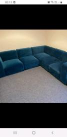 Ex display Juno 5 Seater Corner Sofa