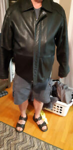 MENS DANIER LEATHER JACKET