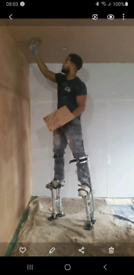 Plasterers - friendly - high quality - competive rates