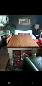 Dinning table and 5 chairs