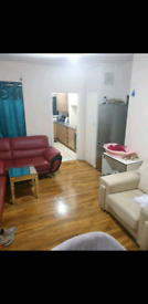 Large double room for single or two girls
