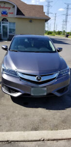 2017 Acura ILX Tech Package