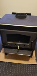 wood stove, great condition