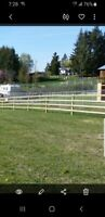 FARM & RESIDENTIAL FENCING