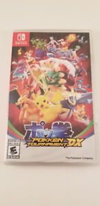 Pokken Tournament DX Switch