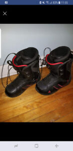 Snowboard Booths size 12