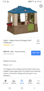 Kids Play House Excellent Condition