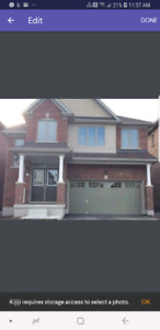 4 bedrooms detached house for lease Niagara Falls