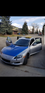 2005 Mazda RX8 LOW KM