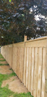 Fence and decking! Book now as the season begins!!