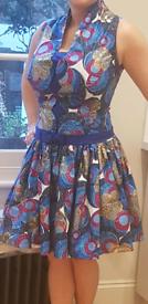 Estonian professional dressmaker/seamstress/designer with 35 years of