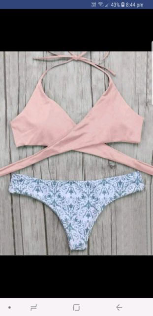 67b260b1f1f65 Zaful and Bikinimas bathers NEW x 4 size 8   Swimwear   Gumtree ...