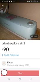 Cricut | Stuff for Sale - Gumtree