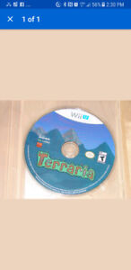 Looking for terraria wii u