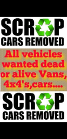 CASH 4 CARS WANTED CARS VANS TRUCKS BERKSHIRE 07789122100 NO MOT MOT