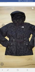 Manteau hiver The North Face femme small