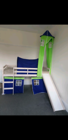 Cabin bed single for kids